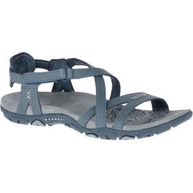 Merrell Sandspur Rose Leather - Chaussures Femme - bleu